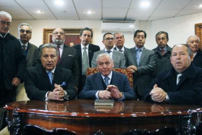 """Rostro de TVN se lanza sin filtro contra obispos evangélicos que """"juzgan desde su superioridad moral"""""""