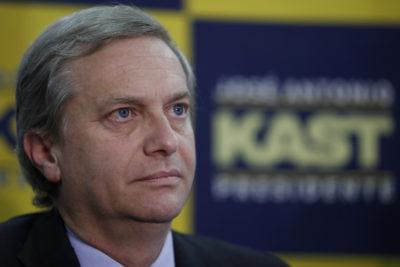 """José Antonio Kast: """"Si fuera presidente decretaría la ayuda de las FF.AA. en La Araucanía"""""""