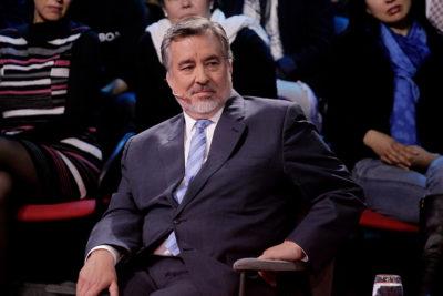 """Alejandro Guillier en Debate Futuro: """"Es una vergüenza que el litio se venda como sal"""""""