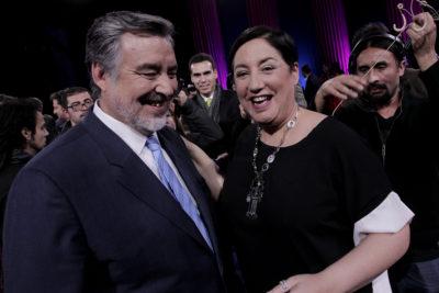 Alejandro Guillier toma ventaja y se distancia en siete puntos de Beatriz Sánchez