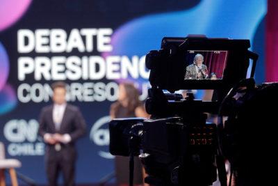 UCV TV transmitirá el primer debate presidencial con los ocho candidatos a La Moneda