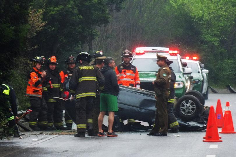 Fin de semana de Fiestas Patrias: nueve fallecidos por accidentes de tránsito