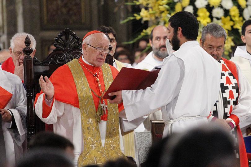 Cuatro frases del cardenal Ricardo Ezzati sobre el aborto en el Te Deum Ecuménico
