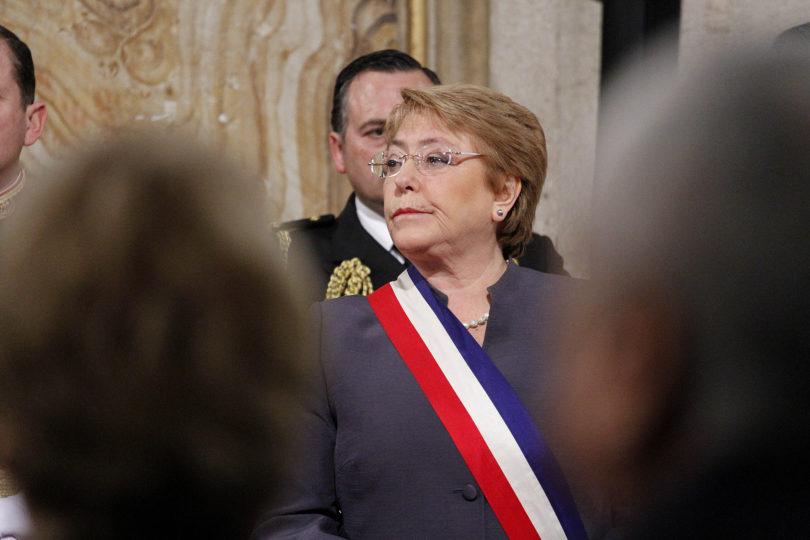 ¿A qué fue la Presidenta Bachelet a la Asamblea General de la ONU?