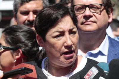 """Beatriz Sánchez responde a Sergio Melnick y apunta a su """"responsabilidad política"""" por ser ministro de Pinochet"""