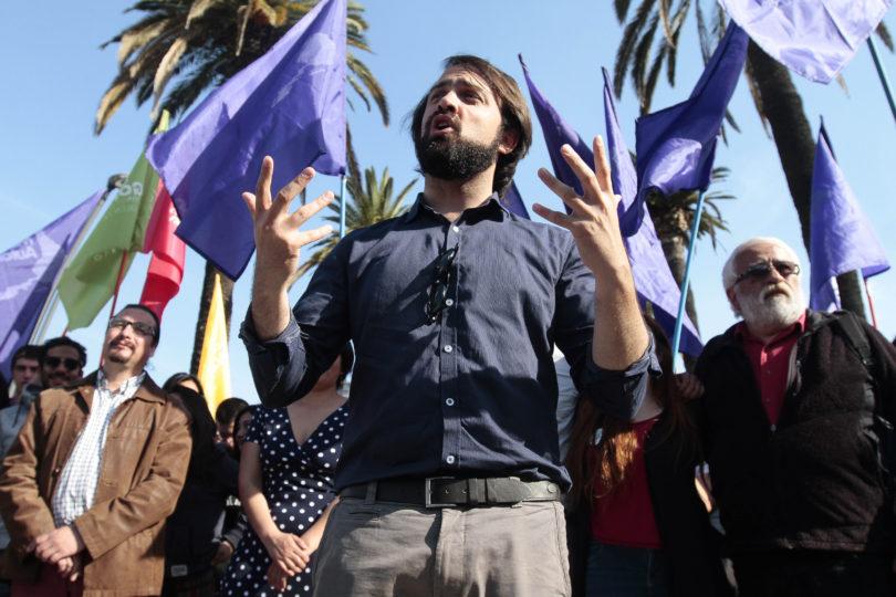 El llamado del alcalde de Valparaíso a los sucios de siempre que asisten al Carnaval Mil Tambores