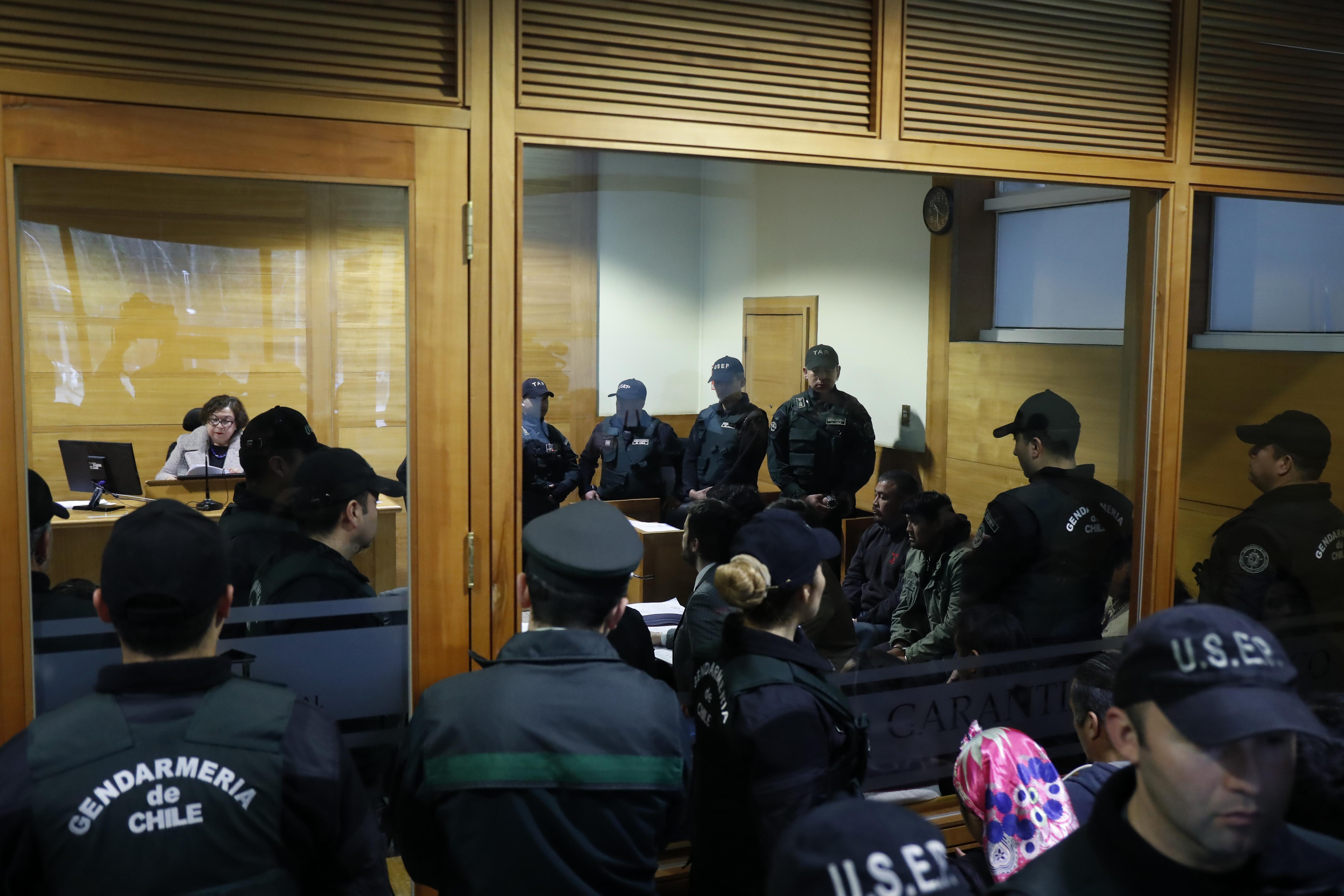 """Comunero mapuche prófugo de la Operación Huracán: """"Voy a seguir resistiendo"""""""