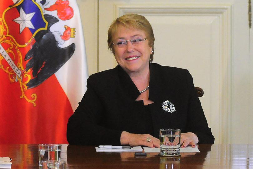 BBC elige a Bachelet entre las 100 mujeres de 2017