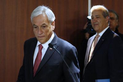 """Piñera salió a dar explicaciones: """"Nuestra campaña se ajustó 100% al marco legal"""""""
