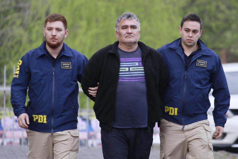 PDI entrega detalles de la detención de ex frentista vinculado al secuestro de Edwards y al asesinato de Guzmán
