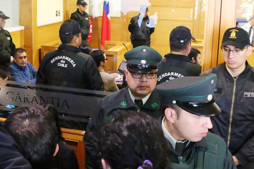Corte de Temuco autoriza la hospitalización de dos comuneros mapuches en huelga de hambre