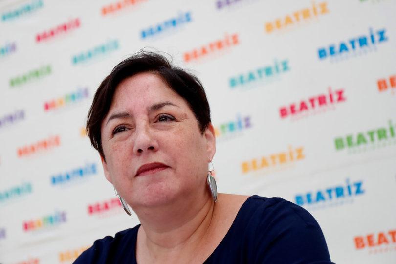"""Beatriz Sánchez califica de """"alta"""" participación en plebiscito ciudadano del Frente Amplio"""
