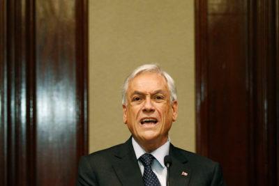 """Piñera y pagos de SQM a proveedores de su campaña: """"No es responsabilidad nuestra"""""""