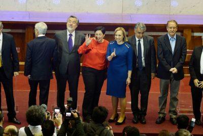 El acierto fotográfico que se transformó en la imagen más comentada del debate ANP