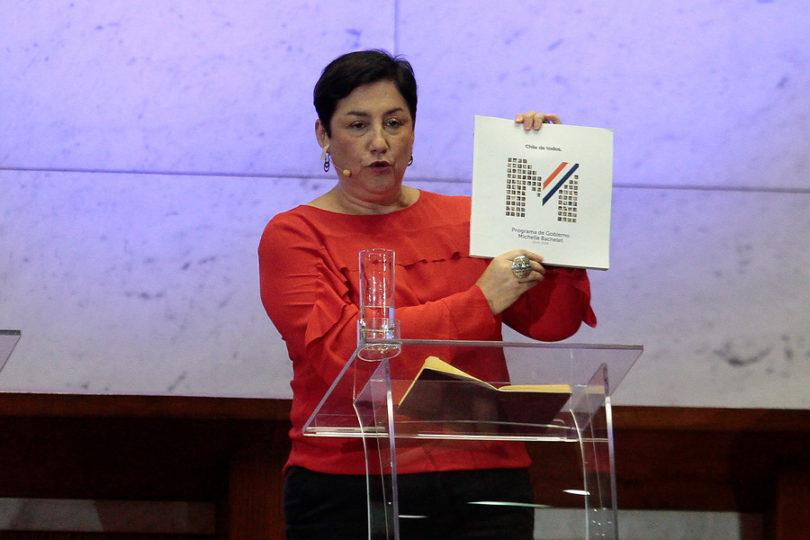 Beatriz Sánchez no suelta a Melnick y lanza frase que descolocó a Kast en pleno debate