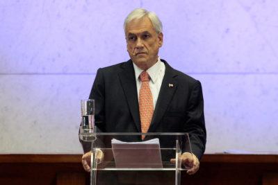 """Sebastián Piñera: """"El haber participado en el gobierno militar no significa ningún pecado"""""""