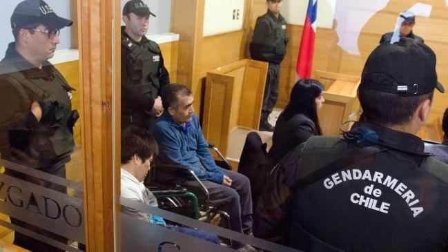 Comunero mapuche en huelga de hambre quedó internado en Hospital de Temuco