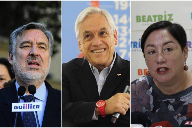 CEP proyecta holgado triunfo de Sebastián Piñera en elección presidencial