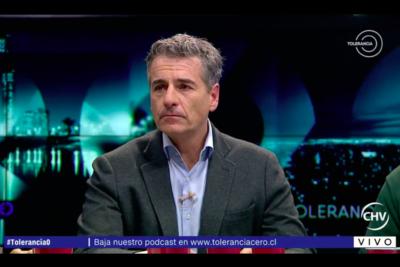VIDEO | El crudo análisis que hizo Velasco sobre Guillier y Sánchez en Tolerancia Cero