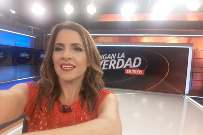"""Monserrat Álvarez dice que no es """"crítica política"""", pero hace hervir Twitter con comentarios sobre Providencia"""