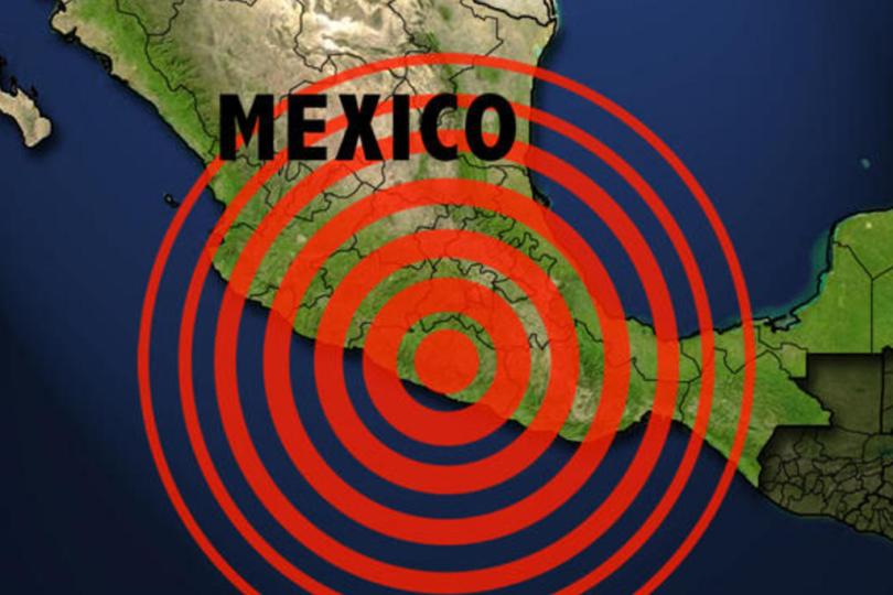 Conmovedora fotografía se transformó en el emblema del terremoto en México