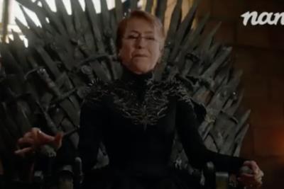 VIDEO |Esto resulta cuando mezclas Game of Thrones y las próximas elecciones presidenciales