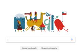 El pequeño error que cometió Google en su saludo a Chile por Fiestas Patrias