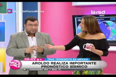 Sismóloga chilena destruye en minutos el nuevo llamado al pánico de Aroldo Maciel, Salfate y La Red