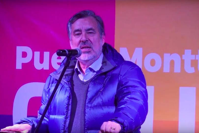 VIDEO | Guillier relanza jingle de campaña con registro de su recorrido por Chile