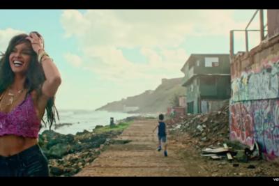 """Huracán María: impactante foto muestra cómo quedó icónica playa de la canción """"Despacito"""""""