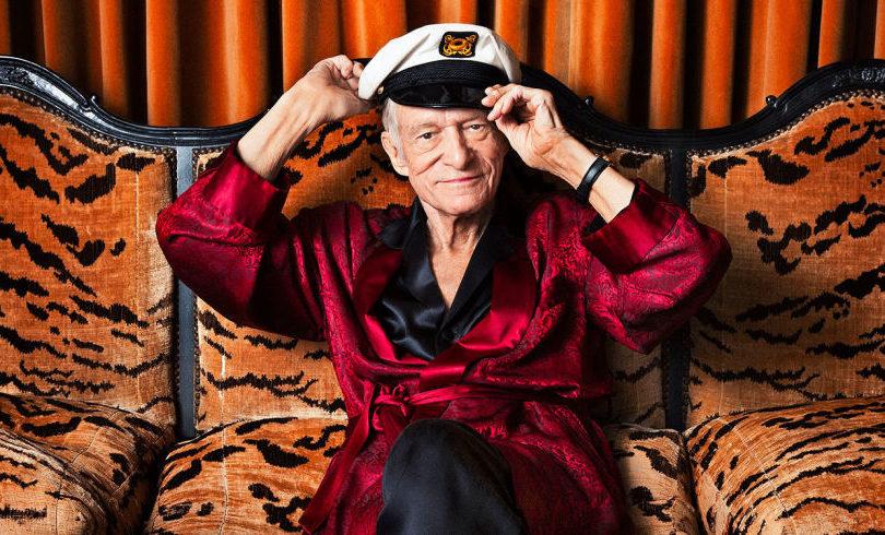 A los 91 años muere el fundador de la revista Playboy Hugh Hefner