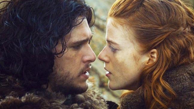 Ygritte y Jon Snow de Game of Thrones contraerán matrimonio en la vida real