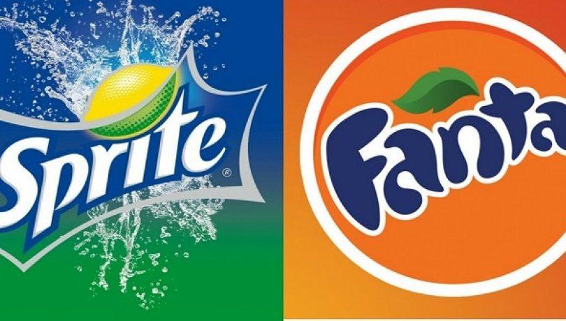 Fanta y Sprite cambian su fórmula para poder eliminar sus sellos de los envases
