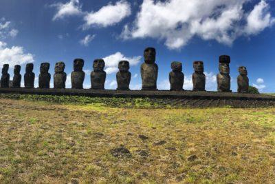 Pueblo rapanui aprueba creación de área marina protegida de 700 mil km2