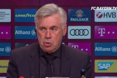 Fin de la era Ancelotti: Arturo Vidal se queda sin DT en el Bayern Munich