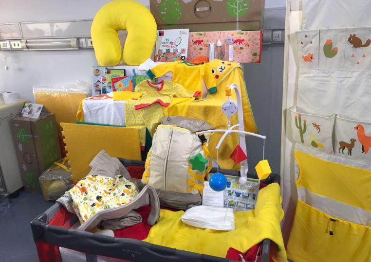 Este es el nuevo ajuar para recién nacidos del programa Chile Crece Contigo