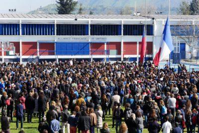 La respuesta del colegio Alianza Francesa tras suicidio de alumno suspendido por porte de marihuana