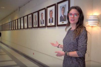 """VIDEO   Diputada Vallejo explica en 2 minutos cómo opera el """"sistema patriarcal"""" en el Congreso"""