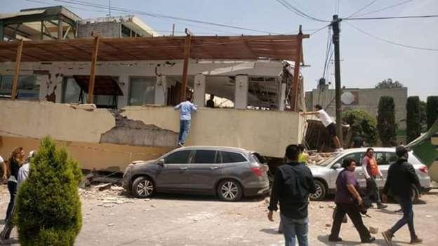 Lo que debes saber del terremoto en Ciudad de México
