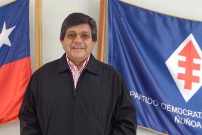 Concejal de Ñuñoa fue detenido por conducir en estado de ebriedad