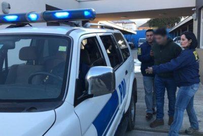 PDI detuvo a presunto autor del homicidio de mujer descuartizada en Melipilla