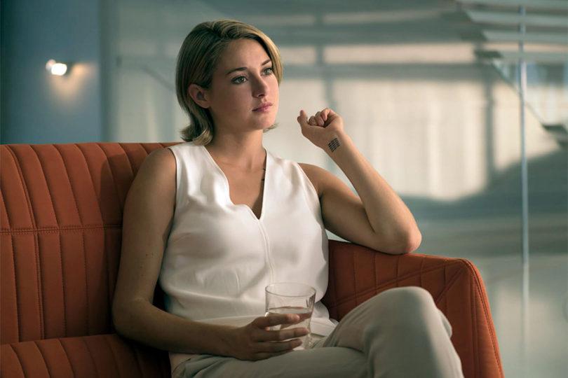 Actriz de Divergente Shailene Woodley relata su traumático paso por la cárcel