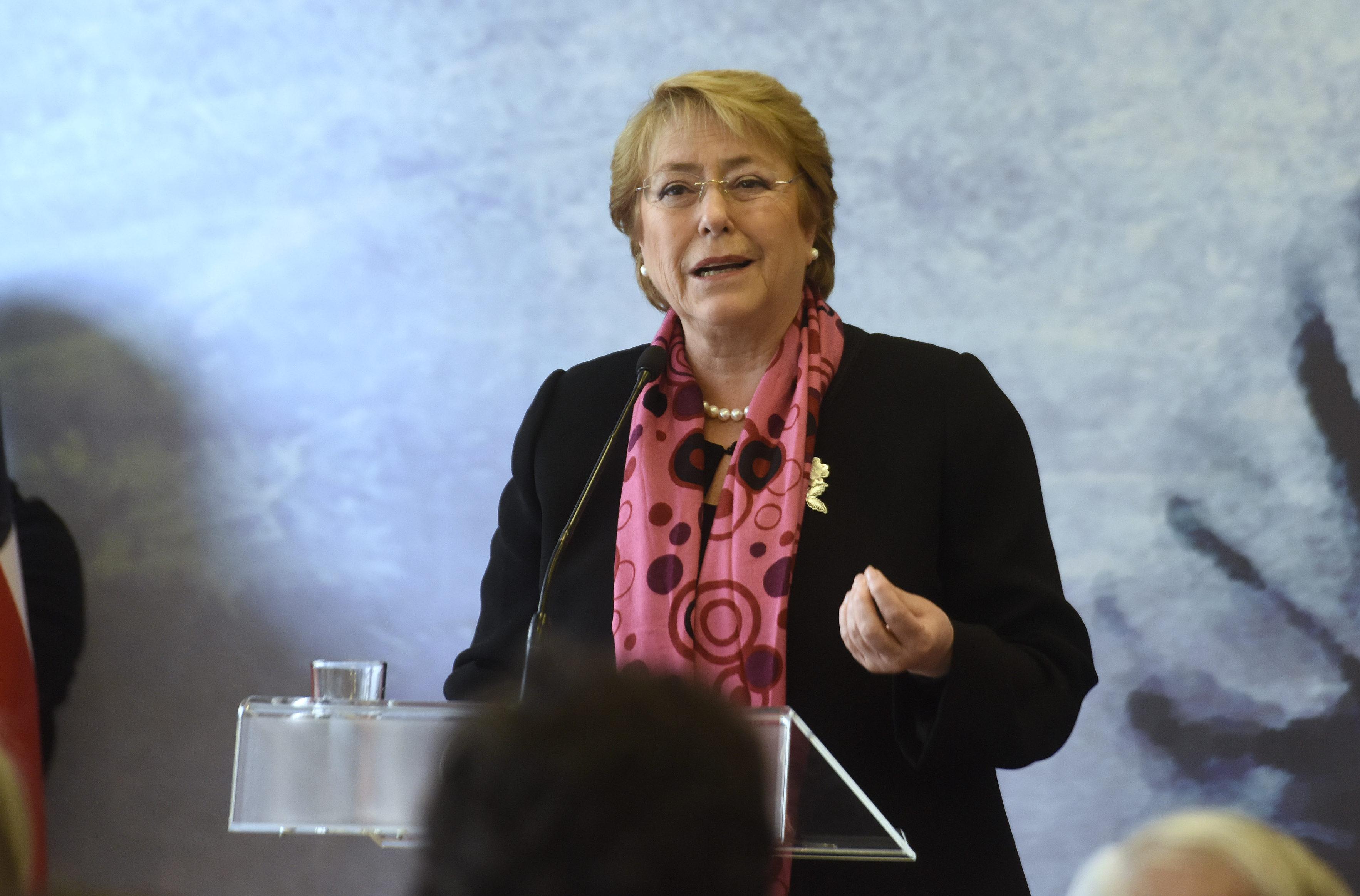 """Bachelet por 11 de septiembre: """"No permitiré que el anhelo de justicia sea visto como revanchismo"""""""