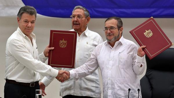 Nuevas FARC, reciclaje o maquillaje