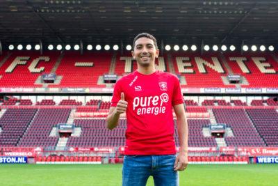 Cristián Cuevas, el chileno desechado por Mourinho y que busca su revancha en el Twente