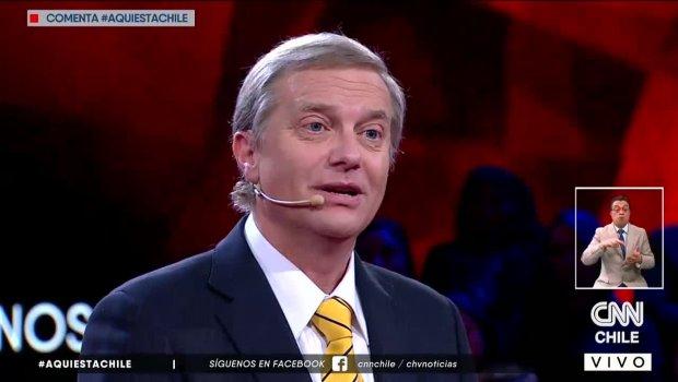 Fact Check: dichos de José Antonio Kast sobre Fonasa en Aquí Está Chile son erróneos