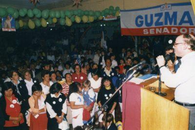 PDI detiene a ex integrante del FPMR involucrado en asesinato de Jaime Guzmán