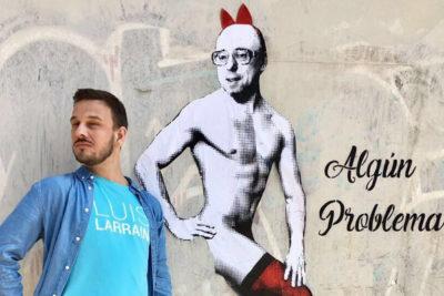 """El mea culpa de Luis Larraín por polémica imagen junto a Jaime Guzmán: """"Mi intención nunca fue ser ofensivo"""""""