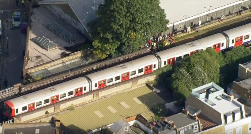 """VIDEO   Nuevo """"incidente terrorista"""" afectó a metro de Londres"""