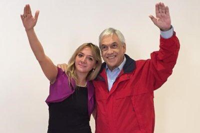 """Sebastián Piñera dice que Loreto Letelier """"cometió un error"""" y ella lo contradice en TV abierta"""